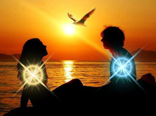 SOULS THAT HAVE KNOWN EACH OTHER OFTEN REDISCOVER THEIR BEAUTY INEACH.