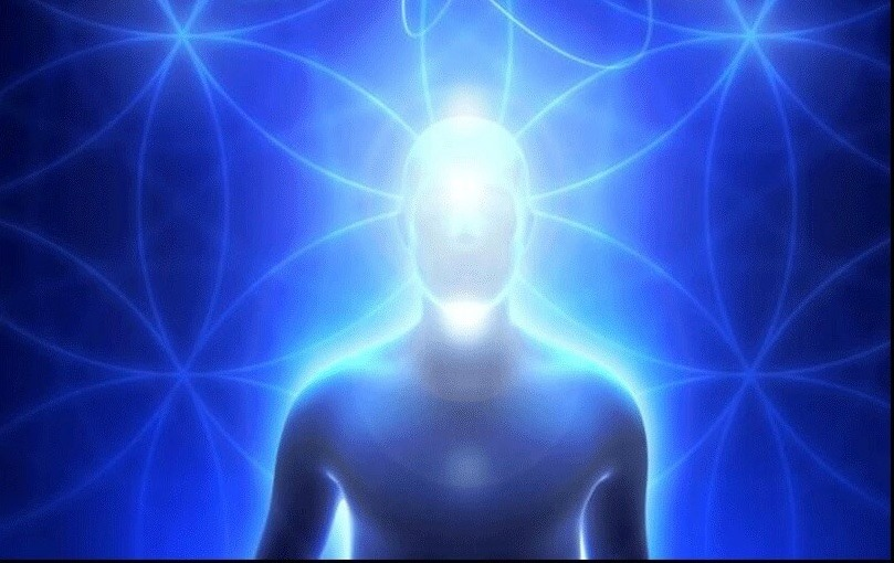 THE CONNECTION YOU HAVE WITH YOUR SOUL IS THE STATE OFCHARGE.