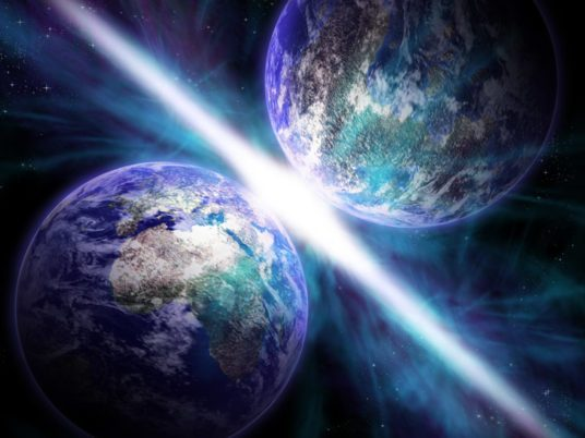 SIMULTANEOUS REALMS ARE HAPPENING ABOUT YOU IN YOUR PRESENT STATE OFBEING.